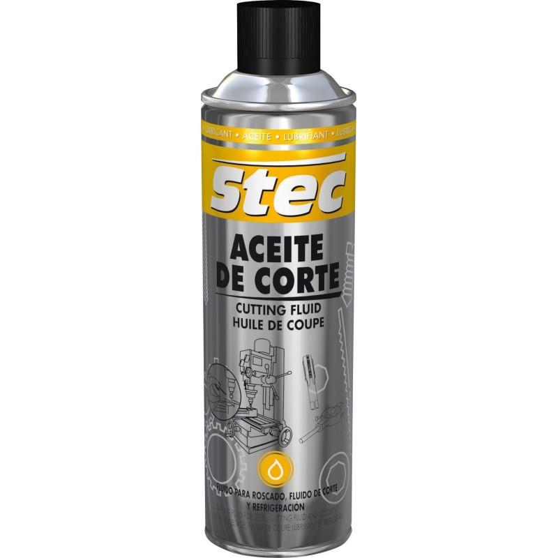 Aceite de corte para roscado Stec de Krafft. 500 ml.