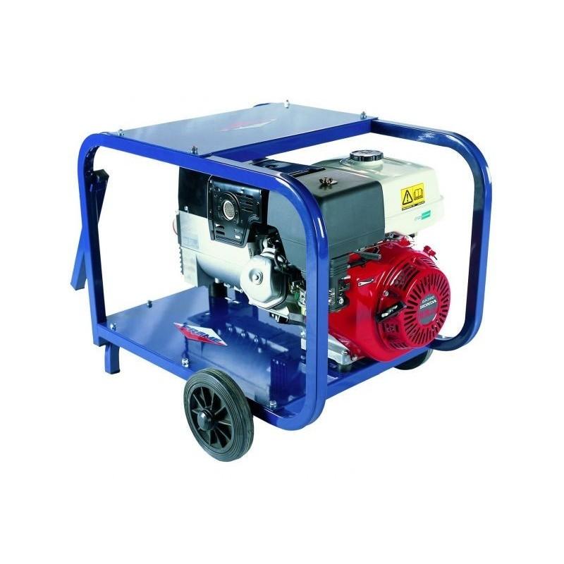 Generador Preme GH8000M con motor Honda GX390