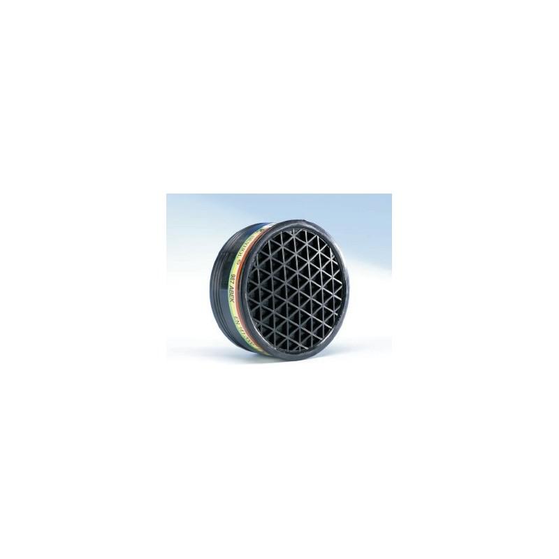 Filtro respiratorio A1 B1 E1 K1 Sibol 987