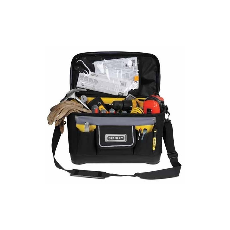 Bolsa de herramientas de tapa plana Stanley 1-96-193