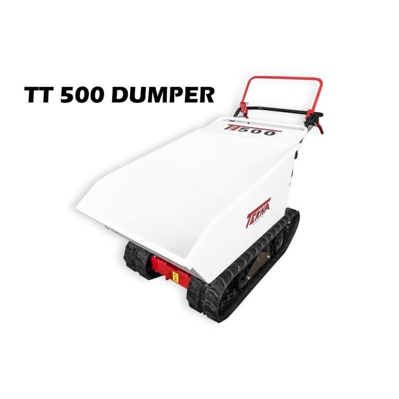 Carretilla oruga TT 500 Dumper
