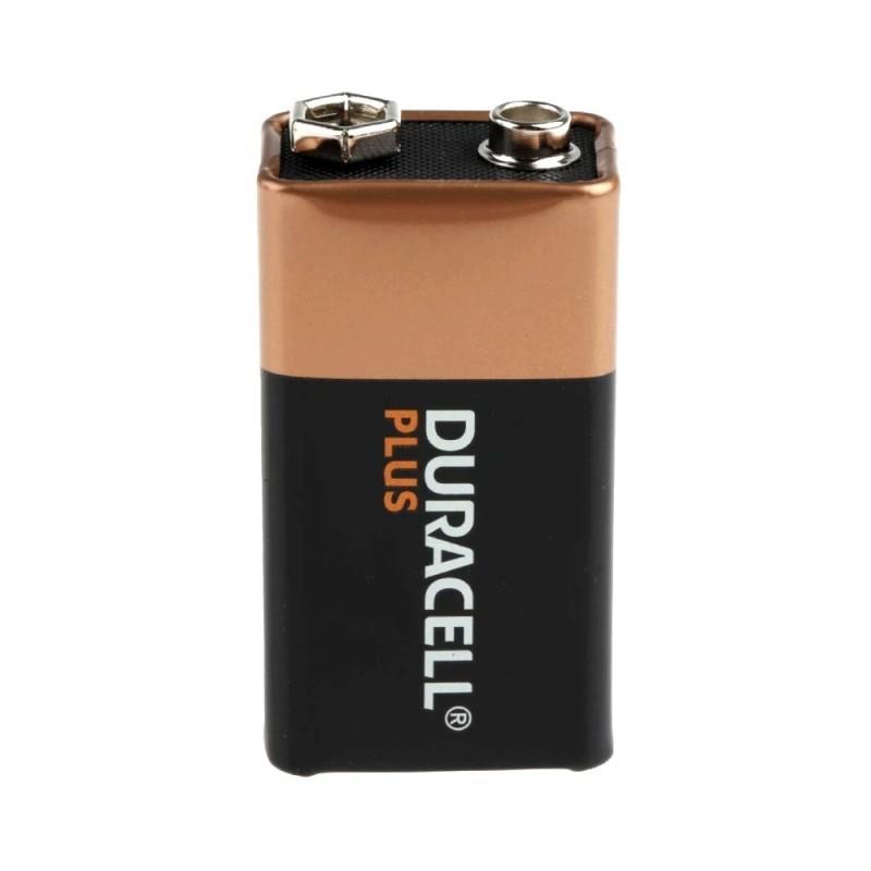 Pila alcalina Duracell Plus Power 9V