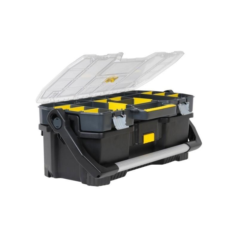 Caja de herramientas con organizador Stanley 97-514