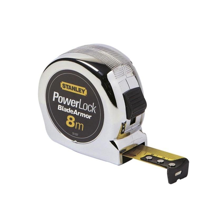 Flexómetro Powerlock Blade Armour Stanley