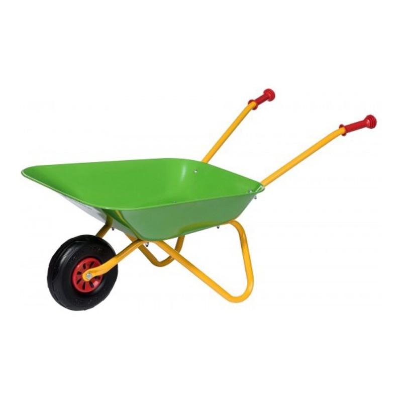 Carretilla de jardín para niños