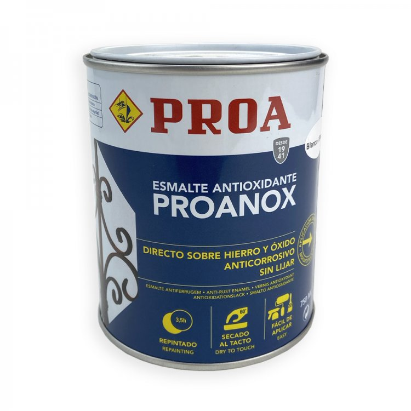 Esmalte Antioxidante Directo al óxido Proanox