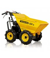 Carretilla Mini Dumper Garland Barrow 300G-V20