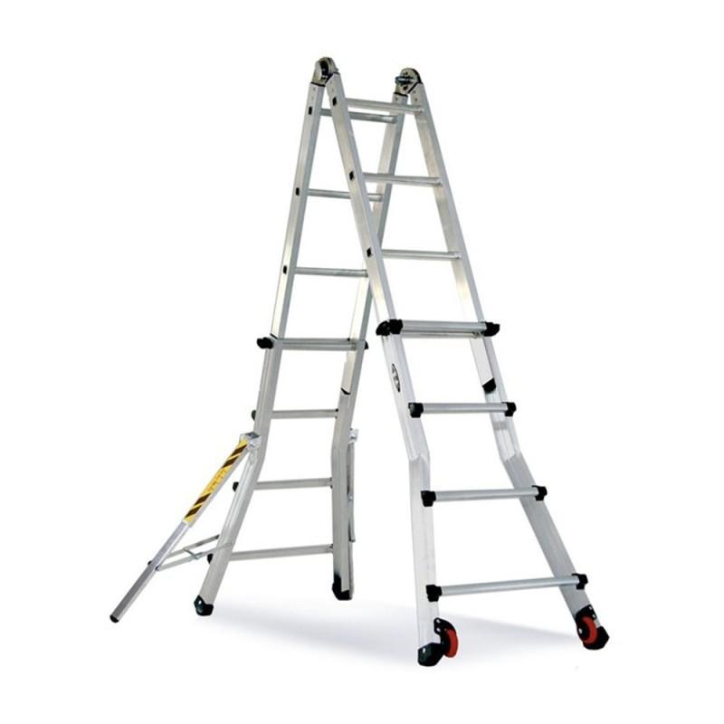 Escalera Escalisima Plus Elite 8+8 EN131