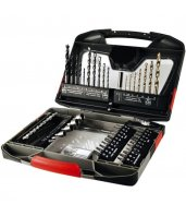 Estuche de brocas y puntas T54 Workset con lámpara LED