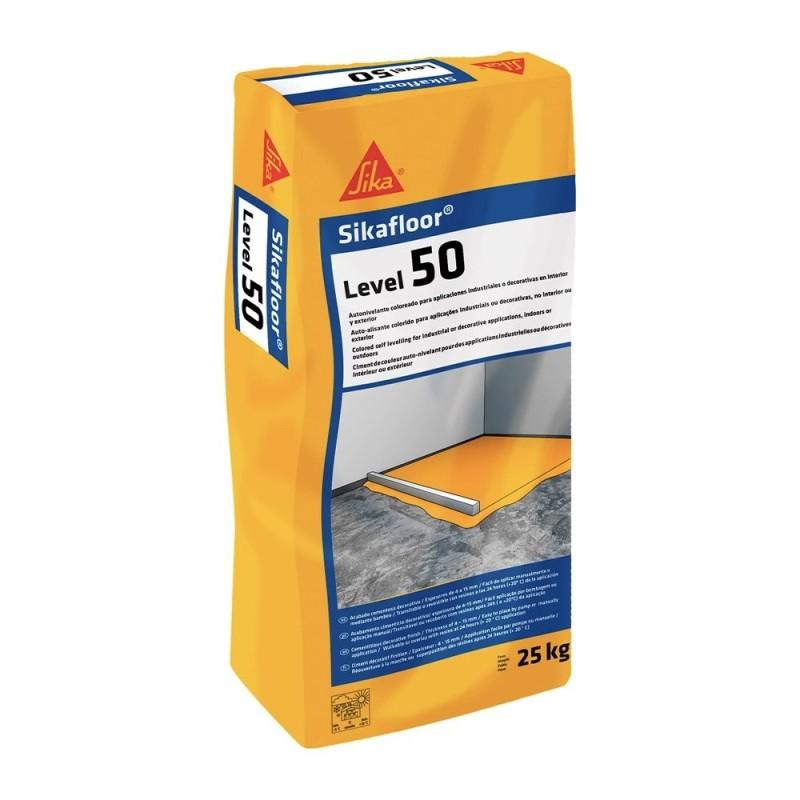 Sikafloor Level 50 Autonivelante cementoso