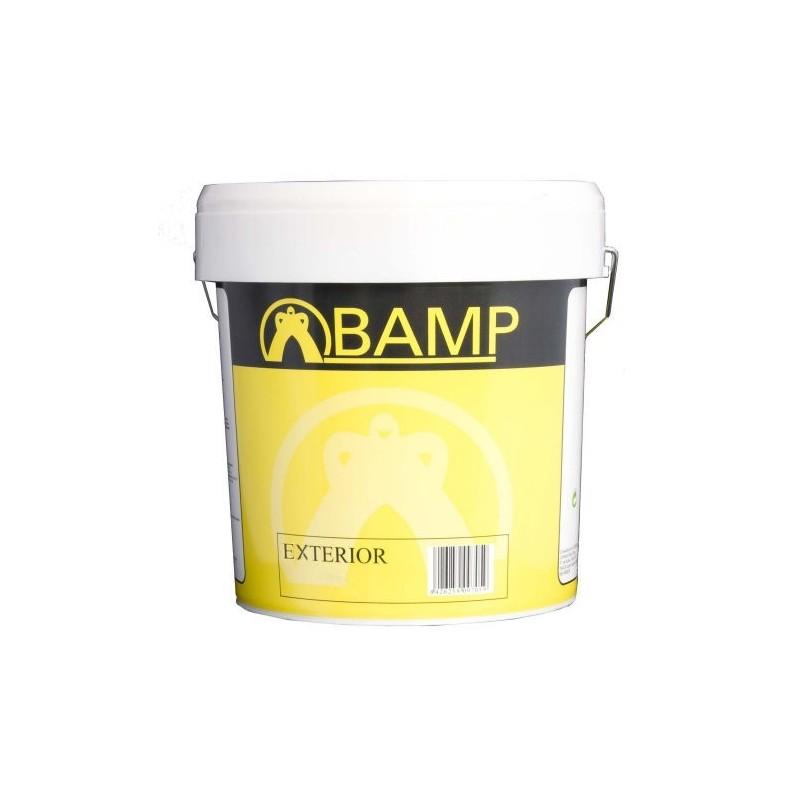 Pintura plástica para exterior Bamp