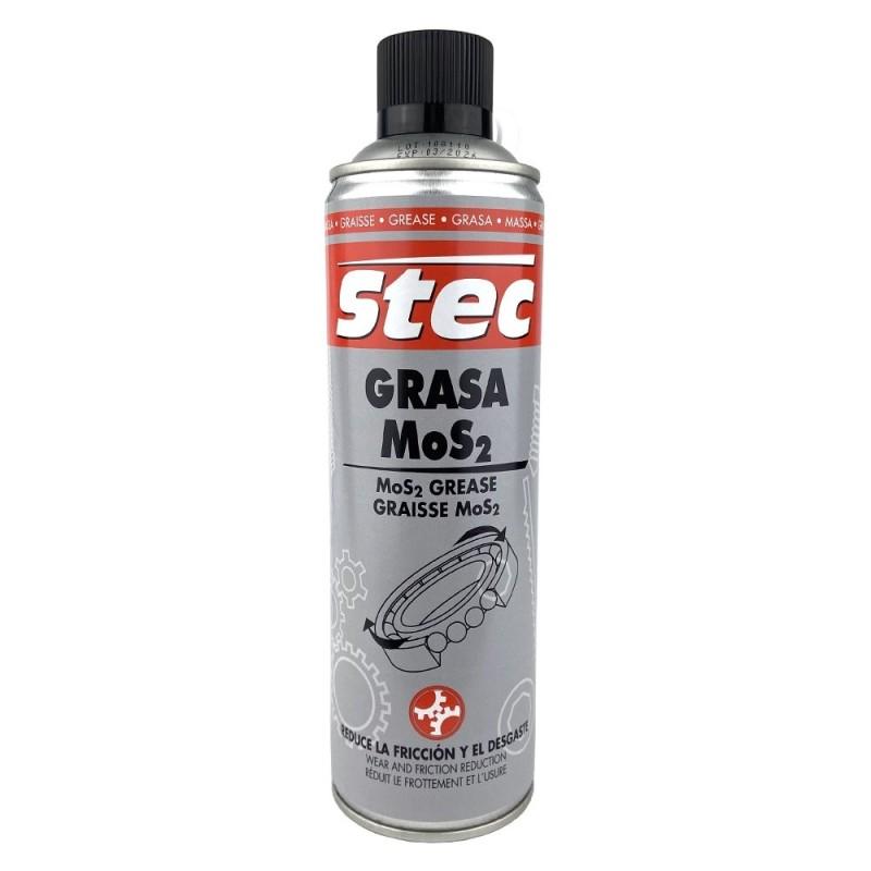 Grasa con MoS2 Especial Mecanismos con Altas Presiones Stec 400 Ml