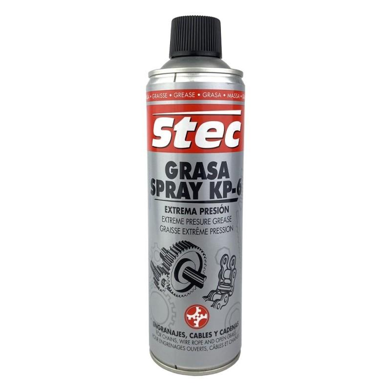 Grasa KP6 Especial Presión Extrema en Spray Stec 33993 500 Ml