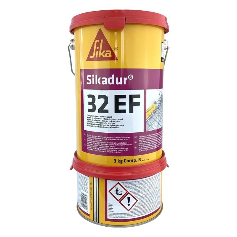 Sikadur 32 EF Adhesivo epoxi para unión de hormigones