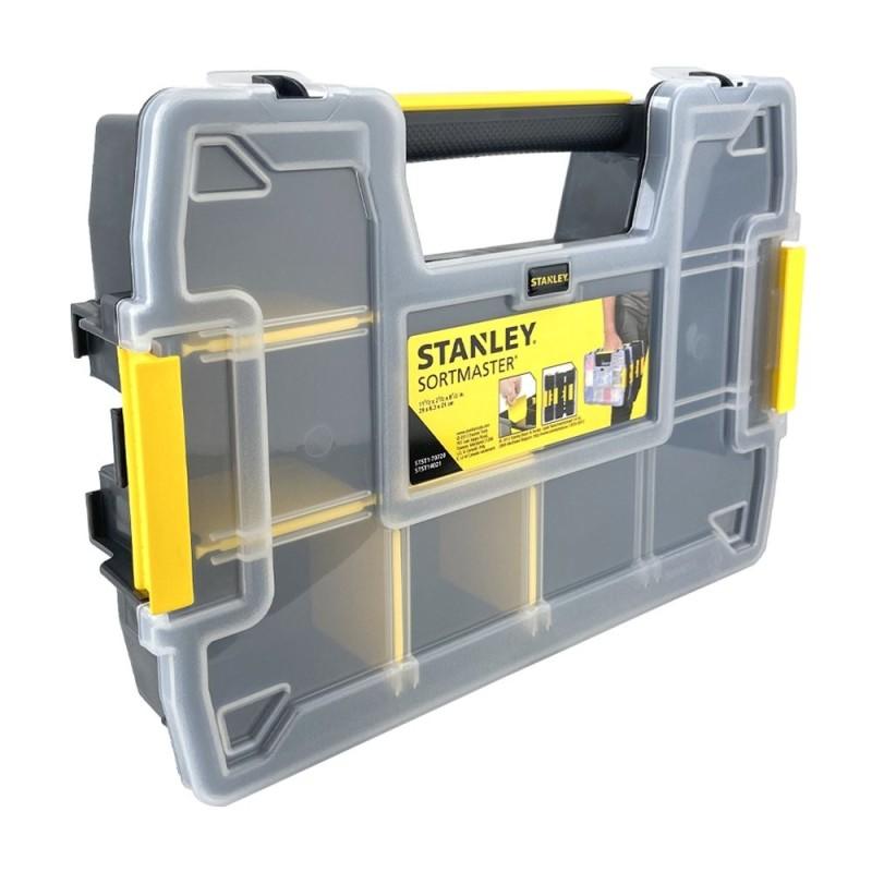 Maletín Organizador Stanley Sortmaster STST1-70720 compartimentos