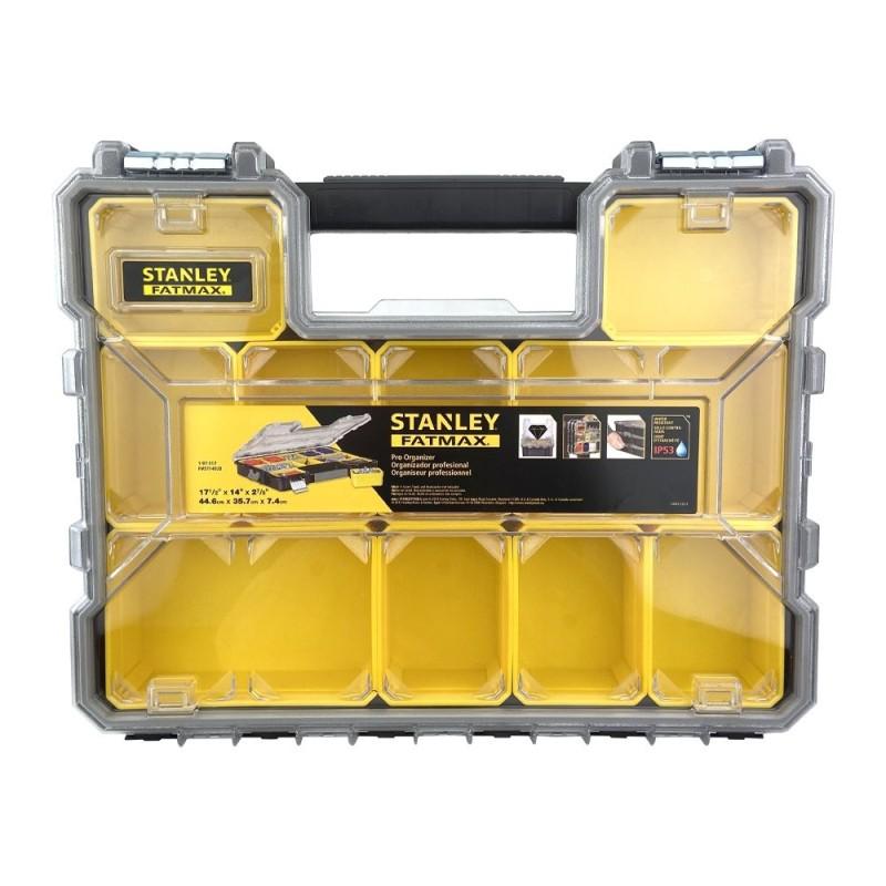 Estuche Organizador Impermeable Stanley FatMax FMST14920