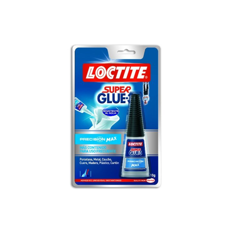 adhesivo loctite super glue 3 precision max venta online de pegamento instant neo. Black Bedroom Furniture Sets. Home Design Ideas