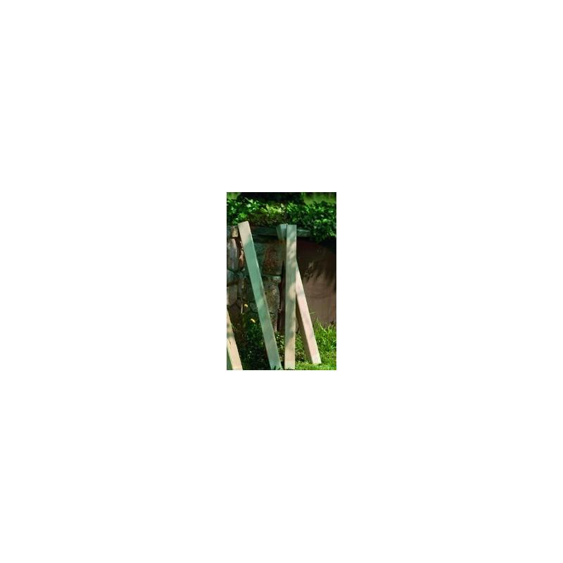 Poste de madera 9x9x80cm