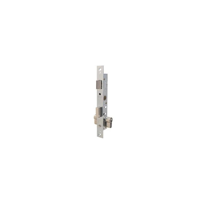 Cerradura monopunto para perfiles metálicos 2200/15/HZ