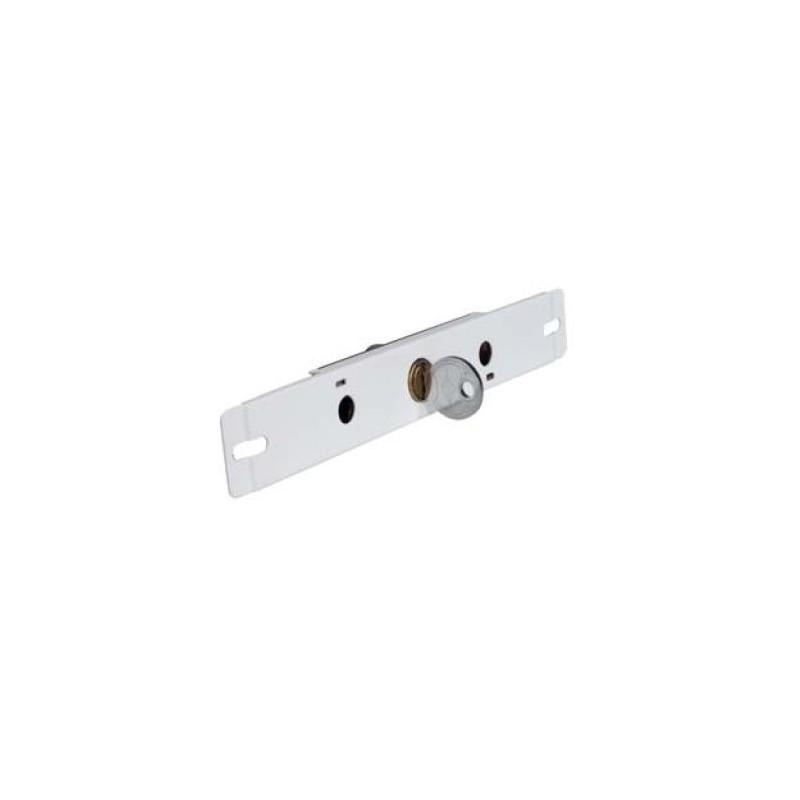 Cerradura para puertas y persianas metálicas enrollables 11E