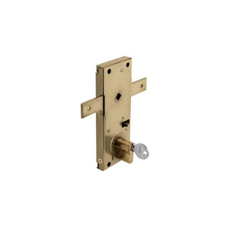 Cerradura para puertas metálicas basculantes 11B
