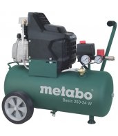 Compresor de 25L Metabo Basic 250-24W
