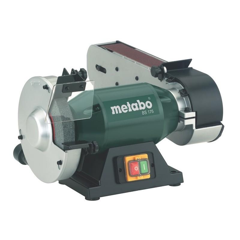 Esmeriladora lijadora de cinta Metabo BS 175