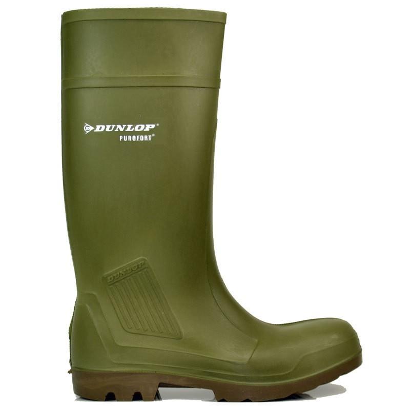 mejor autentico 7336b d7c86 Bota de agua de seguridad Dunlop Purofort S5 CI. Tienda de botas.
