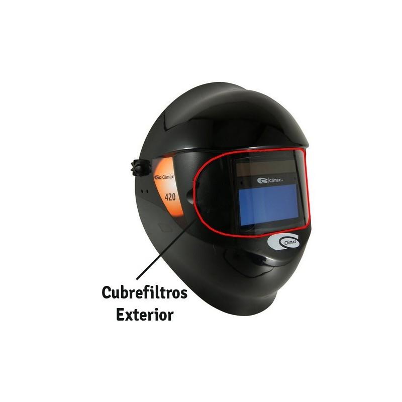 Cubrefiltros exterior para pantalla Modelo 420