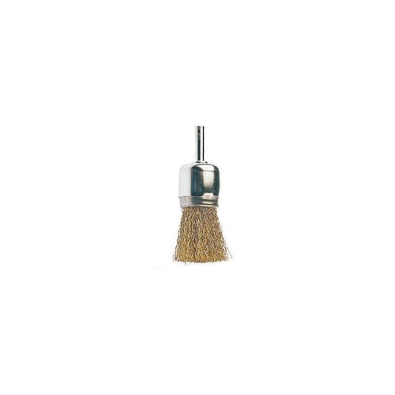 Cepillo brocha con espiga Modelo Br