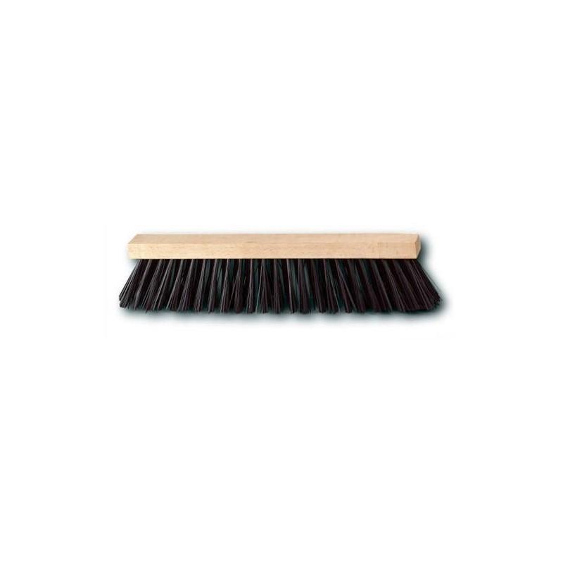 Cepillo de barrendero negro mod. Compete 2