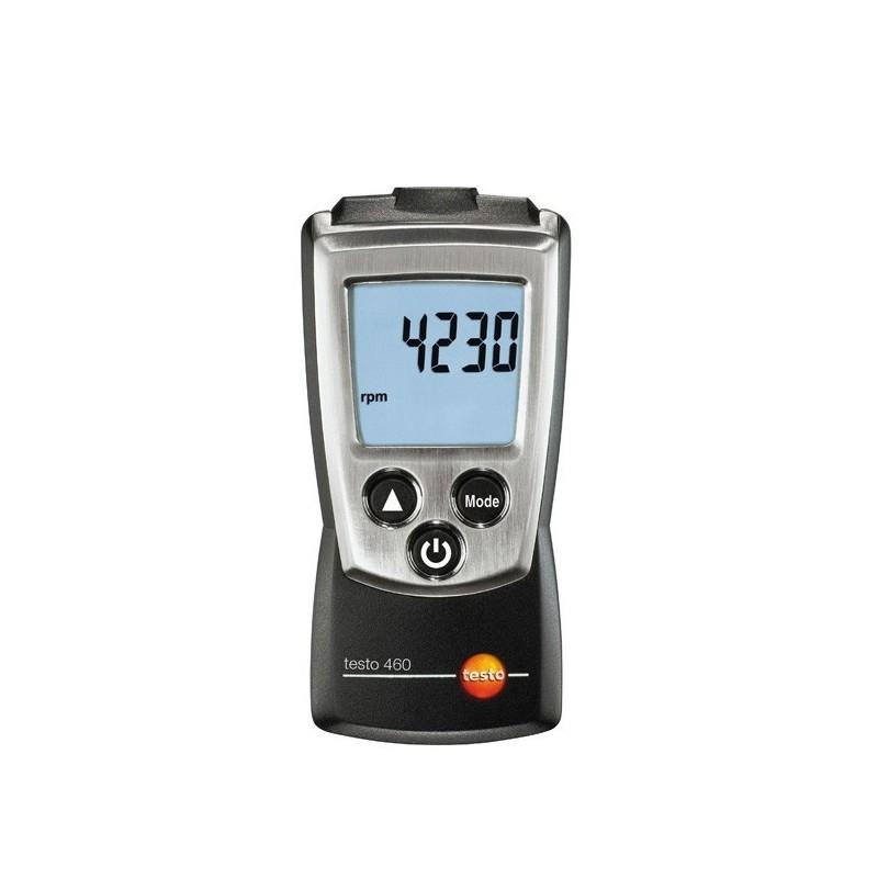 Tacómetro Testo 460 para medir RPM
