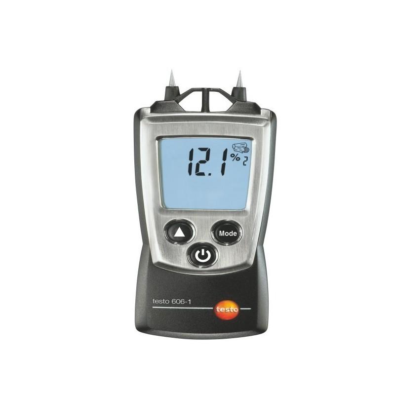 Medidor de humedad Testo 606-1