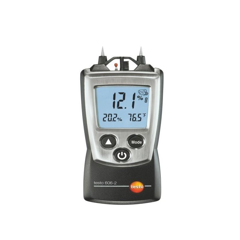 Medidor de humedad Testo 606-2