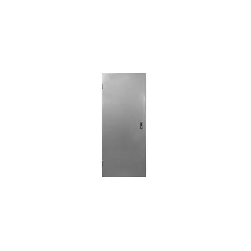 Puerta de chapa galvanizada 790x2000 mm venta de puertas for Puertas galvanizadas