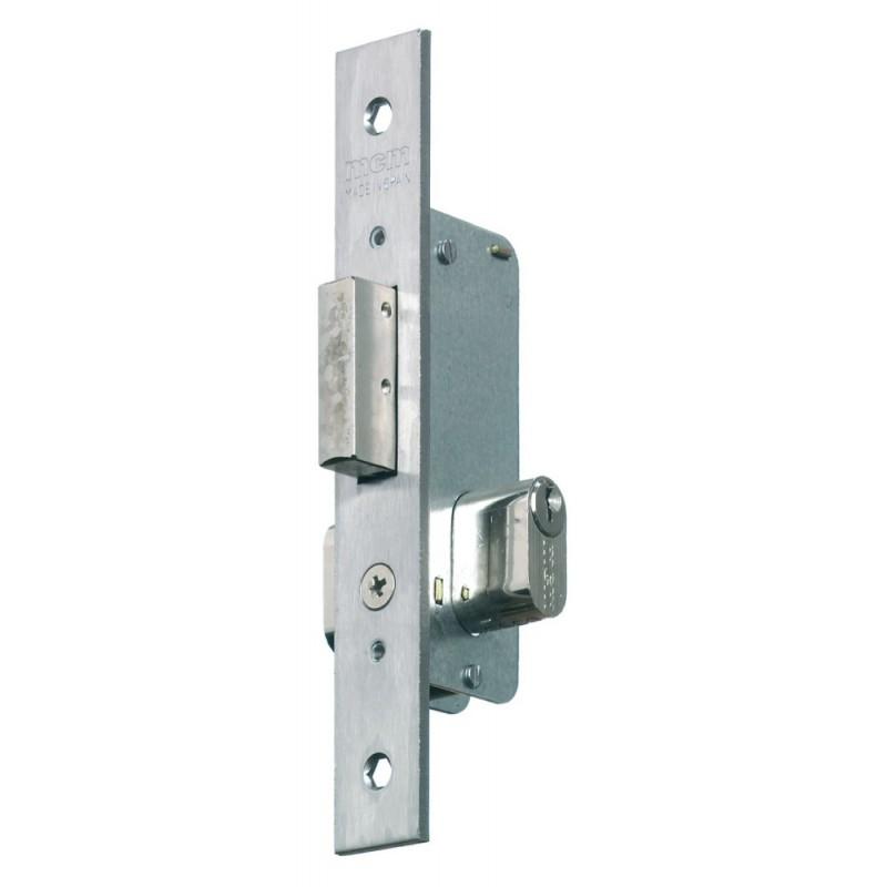 Cerradura de embutir para puerta met lica 1549 tienda de - Cerradura para puerta ...
