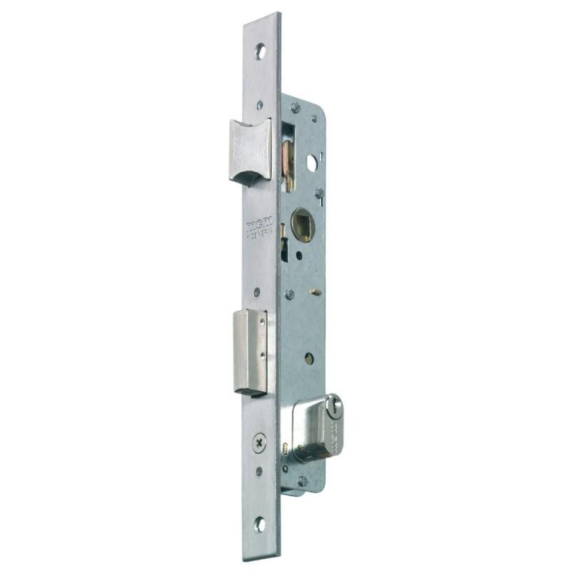 Cerradura de embutir para puerta metálica 1550