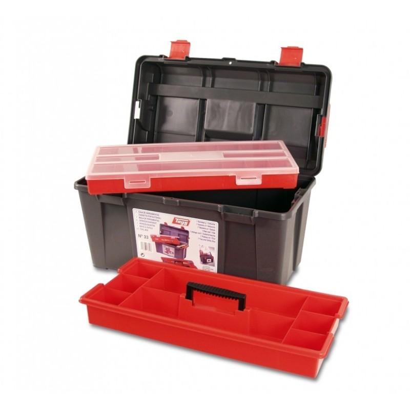 Caja de herramientas Tayg Nº33