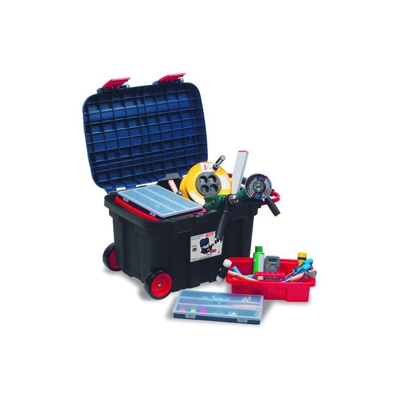 Cofre de herramientas con ruedas tayg n 51 venta online - Baules con ruedas ...