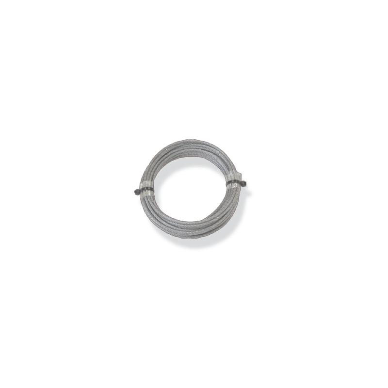 Rollo de cable de acero inoxidable 7x7+0