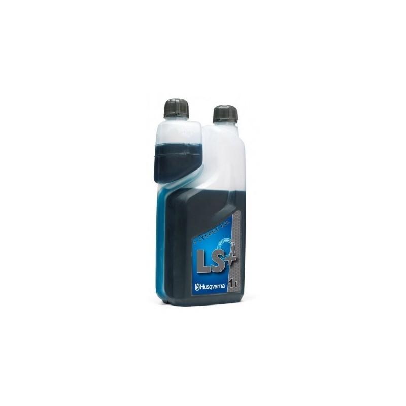 Aceite mezcla de 2 tiempos LS+ de Husqvarna