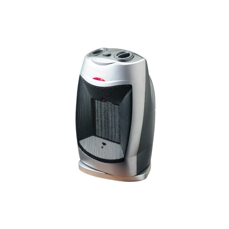Calefactor cerámico oscilante 750/1500 W