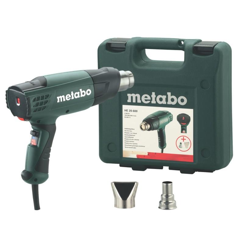 Pistola térmica Metabo HE 20-600