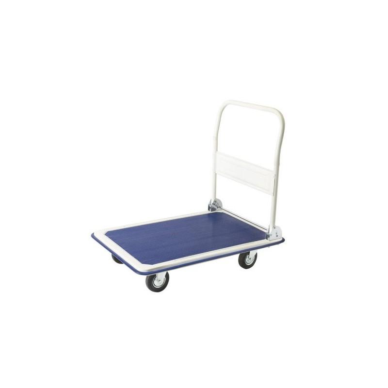 Carro plataforma PT-300H de acero. Carga: 300kg