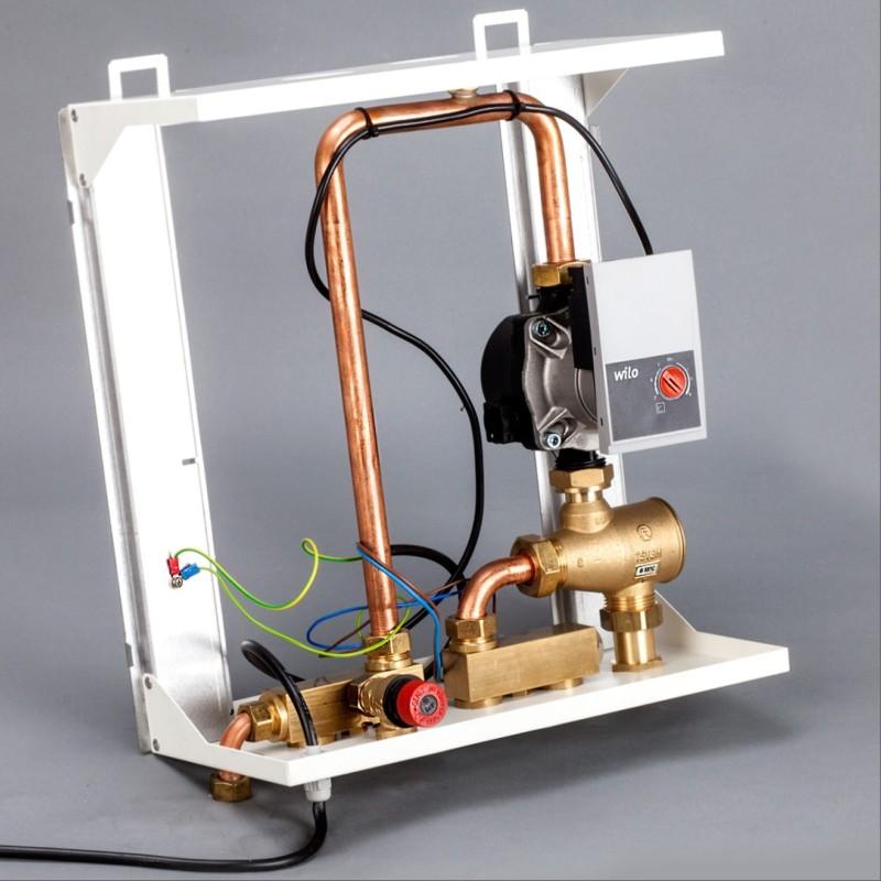 Kit basic de calefacci n lacunza para calefactoras tienda - Chimeneas de peles ...