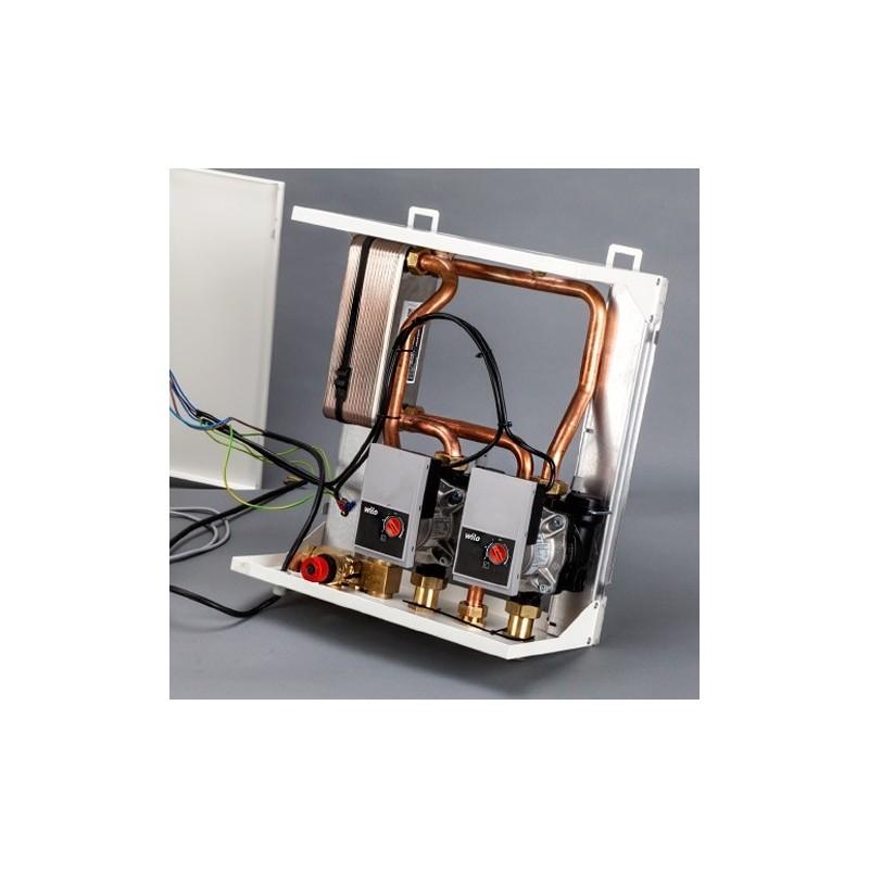 Kit Combi 30 de calefacción Lacunza para calefactoras