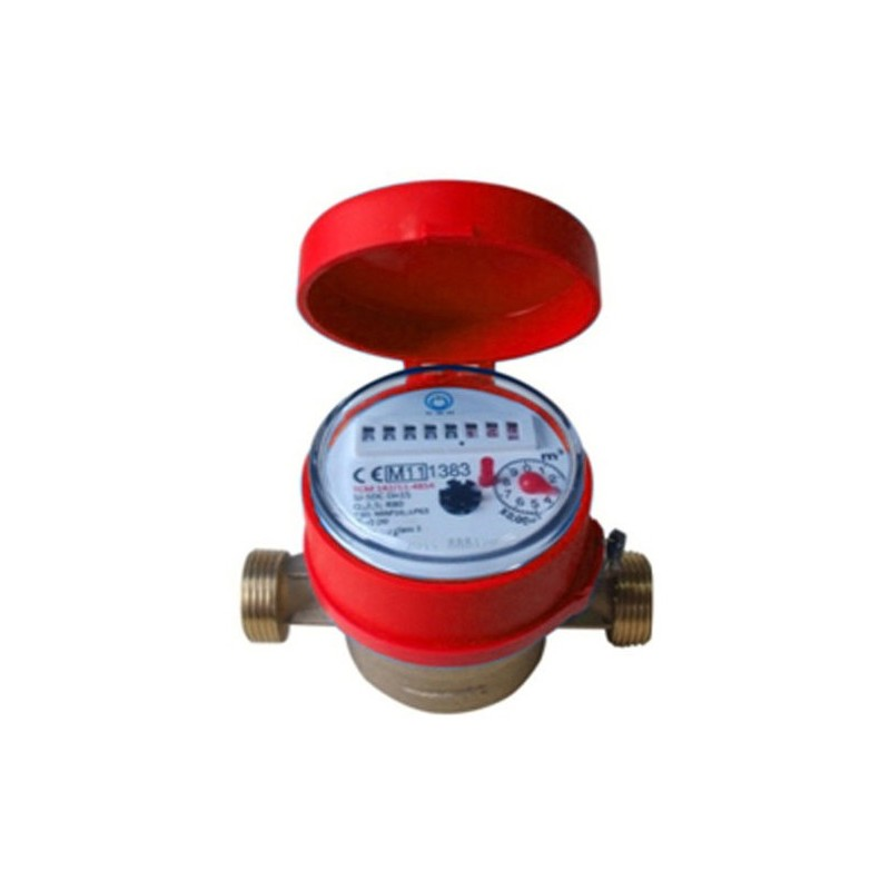 Contador de agua racores venta online de contadores de agua for Accesorios para llaves de agua
