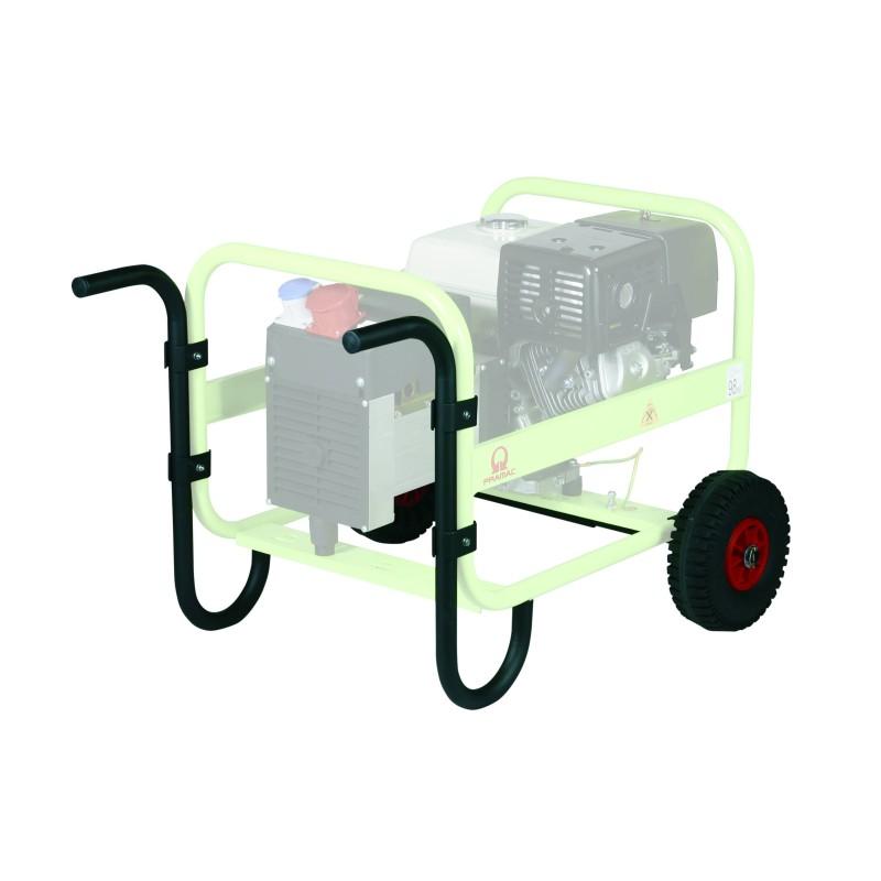 Kit de transporte Pramac para generadores