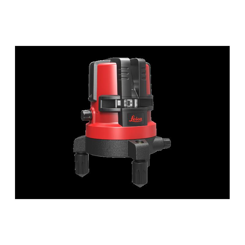 Nivel l ser autonivelante de 4 l neas y 1 punto lino l4p1 for Nivel laser autonivelante