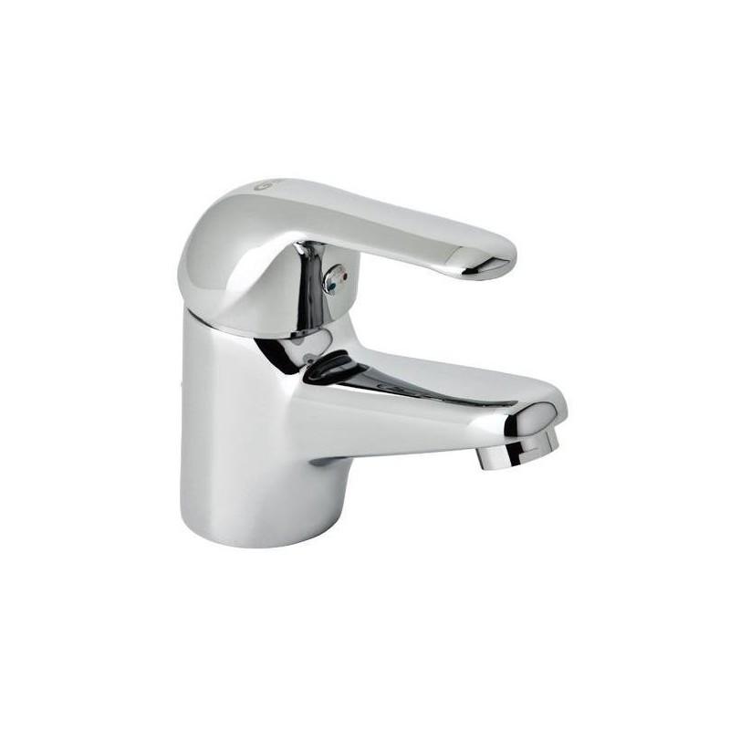 Grifo monomando para lavabo Sigma Cromo